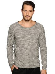 Minimum Gregers Pullover grey mel