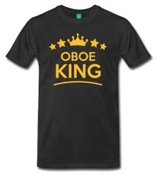 Content filed under the Oboe taxonomy. Oboe, Fashion Accessories, King, Mens Tops, T Shirt, Supreme T Shirt, Tee Shirt, Tee