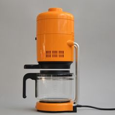 Products we like / KF 21 Aromaster / yellow / Braun / coffee machine  ©BRAUN