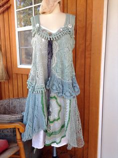 A personal favorite from my Etsy shop https://www.etsy.com/listing/222115047/luv-lucy-crochet-dress-sea-gypsy