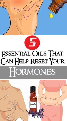 5 Essential Oils That Can Help Reset Your Hormones – Fitness UK Tips