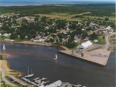 Welcome to the Village of Pugwash
