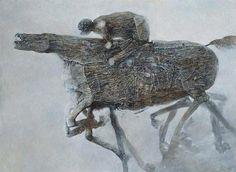 Untitled - Zdislav Beksinski - WikiArt.org