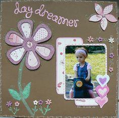 Daydreamer - Scrapbook.com