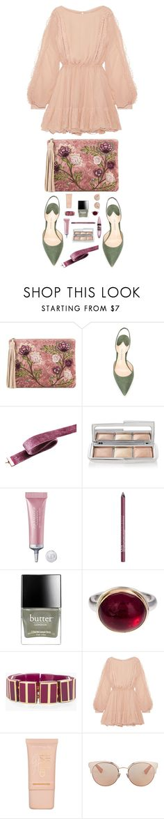"""Jackson"" by cocochaneljr ❤ liked on Polyvore featuring Sam Edelman, Paul Andrew, Hourglass Cosmetics, Christian Dior, Maybelline, NYX, Butter London, Jamie Joseph, Chico's and LoveShackFancy"