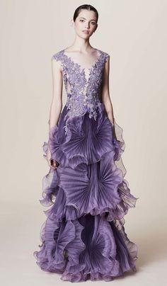 Marchesa Gowns Resort 2017 Lookbook | Lovika.com