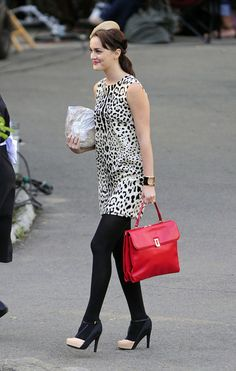Love Blair Waldorf's style...so what if she is a fictional character