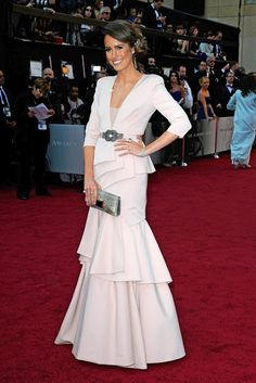 Oscars 2012 The Best Dressed
