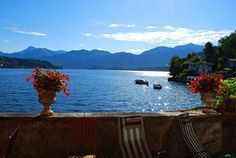 Lake Como apartment for sale in Lenno, Lombardy, Italy.
