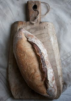 Rustic Bread #bread #food #rustic