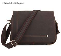 Jack – Men's Leather Laptop Bag