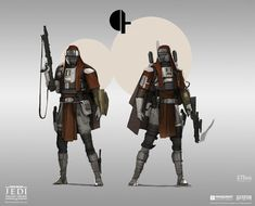 Star Wars Characters Pictures, Star Wars Pictures, Star Wars Images, Star Wars Droids, Star Wars Rpg, Star Wars Clone Wars, Star Wars Concept Art, Star Wars Fan Art, Star Wars Bounty Hunter