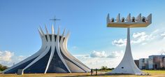 Gallery: Oscar Niemeyer's Cathedral of Brasília Photographed by Gonzalo Viramonte   ArchDaily