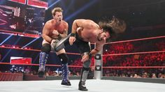 Raw 9/5/16: Seth Rollins vs. Chris Jericho
