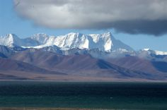 Lake Namtso, Tibet by Anil Borkar via The Highest Lake in the World Page