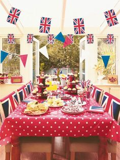 Join in the Jubilee celebrations and get the bunting out.