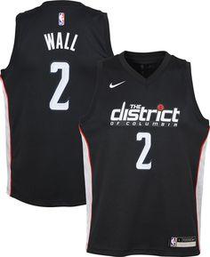 e91393649 Nike Youth Washington Wizards John Wall Dri-FIT City Edition Swingman Jersey