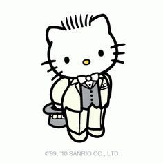 Hello Kitty Embroidery Designs