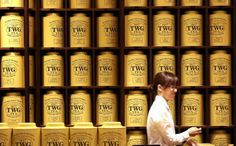 The TWG tea shop at the IFC Mall lost its appeal against a court decision that favoured a wholesaler with the same initials. Photo: Nora Tam