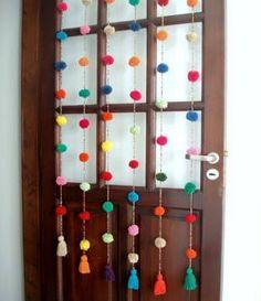 Ideas Fabulosas: Creativos Diseños de Cortinas en Crochet