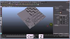 [demo] Texture deformer node in Autodesk Maya. https://www.youtube.com/watch?v=9oUgTZHQ1so https://www.youtube.com/watch?v=RcOfhcVSoJg