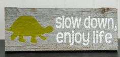 Rustic Barnwood Wall Art Hand-Painted Wood Sign by TheDoubleDubs