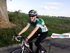 Country ride - Rider: Lauren Sanders - Photo: Josh Darfus - #ilovegirlriders #iamagirlrider