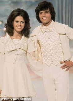 The very first Donny & Marie Show.
