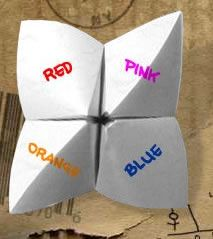 """This would have been a """"retro"""" item in the - we were making these in the mid Cootie Catcher Fortune Teller - origami at its finest My Childhood Memories, Great Memories, 1980s Childhood, School Memories, School Days, School Fun, I Remember When, 90s Kids, My Memory"""