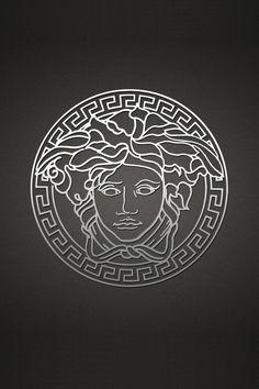 Versace iPhone Wallpaper