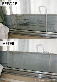 Cleaning & Waterproo