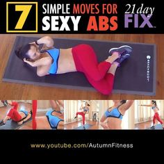21 Day Fix Workouts - On The Go Fitness - The Bewitchin' Kitchen