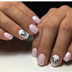 50 Beautiful Nail Art Designs & Ideas Nails have for long been a vital measurement of beauty and Perfect Nails, Gorgeous Nails, Love Nails, Pretty Nails, My Nails, Disney Acrylic Nails, Cute Acrylic Nails, Gelish Nails, Nail Manicure