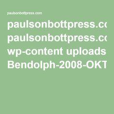 paulsonbottpress.com wp-content uploads Bendolph-2008-OKTP-Mary-Lee.pdf