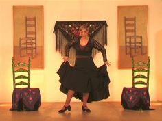 Aprende a bailar Sevillanas - Parte 5 - Gratis - Curso de Sevillanas completo - paso a paso - YouTube