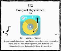U2 Songs, Rock Music, Flirting, Album, Big, Rock, Card Book