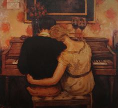 Find the latest shows, biography, and artworks for sale by Joseph Lorusso. Inspired by the expressive power of his medium and its history, Joseph Lorusso pro… Joseph Lorusso, Art Romantique, Art Amour, Renaissance Kunst, Romance Art, Arte Sketchbook, Classical Art, Old Art, Aesthetic Art