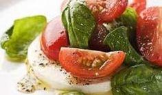 Pesto and Mozzarella Salad