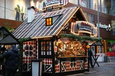Gluhwein stall in Munich, Germany Yum Christmas Market Stall, Christmas Booth, German Christmas Markets, Christmas Music, Christmas Lights, Christmas Time, Xmas, Christmas In Germany, Christmas In Europe