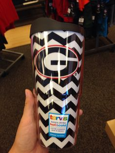 Chevron UGA tervis - I love my cup!  I use it every morning!!!