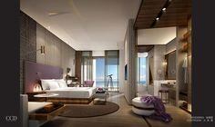 CCD-厦门Renaissance 酒店室内设计方案