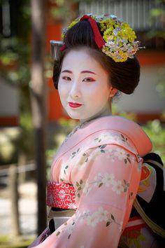 Maiko Kimitoyo of Miyagawacho
