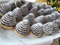 No Bake Desserts, Delicious Desserts, Dessert Recipes, Bakery Recipes, Cooking Recipes, Twisted Recipes, I Want To Eat, Food Videos, Muffin