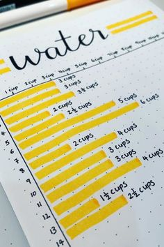 25 Yellow Bullet Journal Spread Ideas You Have To See - Crazy Laura - - Looking to update your bujo theme for the month? Check out these yellow bullet journal spread ideas to make your pages perfect! Bullet Journal Tracker, Bullet Journal School, Bullet Journal Banner, Bullet Journal Notebook, Bullet Journal Spread, Bullet Journal Ideas Pages, Bullet Journal Layout, Bullet Journal Inspo, Journal Pages