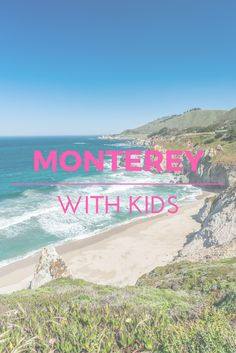 10 Things to do in Monterey, California. If you're visiting Monterey County with kids, there's no shortage of things to see and do. Monterey has so many hidden gems that you'll want to return to over and over again.