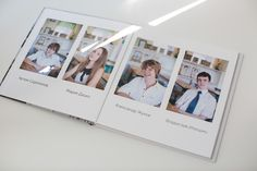 Graduation class. Photobook. on Behance