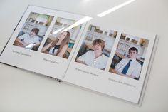 Graduation class. Photobook. on Behance