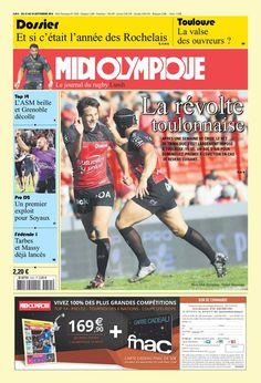 Midi Olympique - Lundi 12 Septembre 2016 - N° 5355