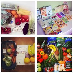 Clean Eating Basics: Wochenplanung, Vorrat und Vorbereitung | Projekt: Gesund leben | Blog über Ernährung, Bewegung und Entspannung