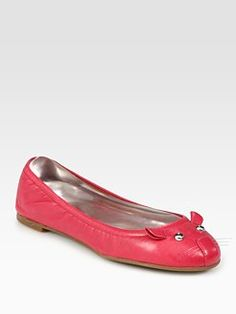 Marc Jacobs mouse ballet flats,a silly yet fashionable way to start the summer season